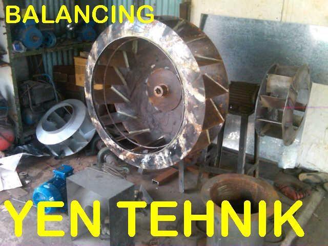 balancing impeller