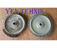 impeller ring blower