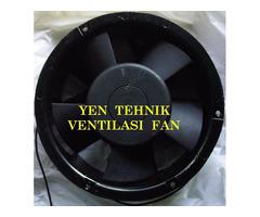 axial cooling fan
