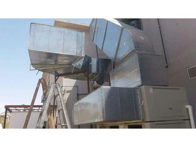 jasa pembuatan ducting AC