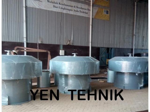 Jual axial marine fan untuk kapal mushroom fan