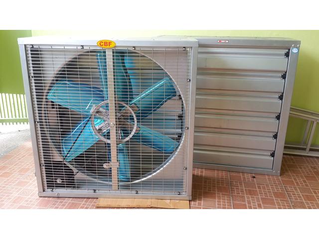Jual fan kandang ayam 50 inch CBF heavy duty ( HARGA PROMO )