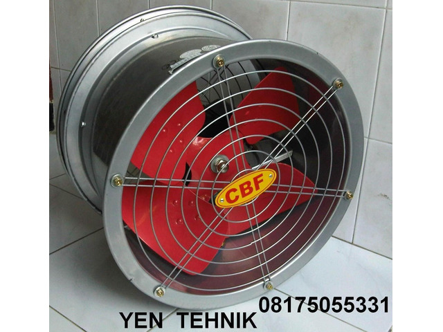 Drum fan low noise Merk CBF