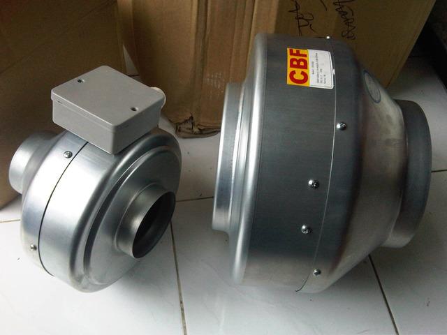 centrifugal duct in line Merk CBF