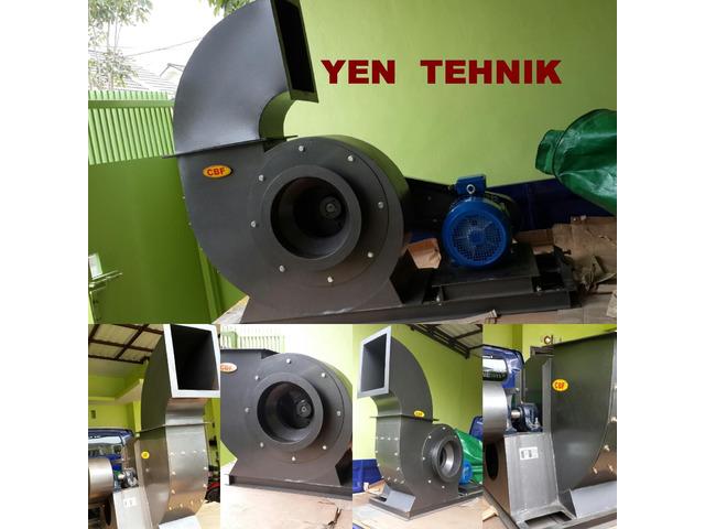 centrifugal fan pully backward Merk CBF