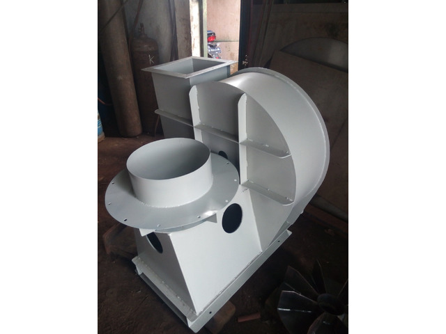centrifugal dust collector fan Merk CBF