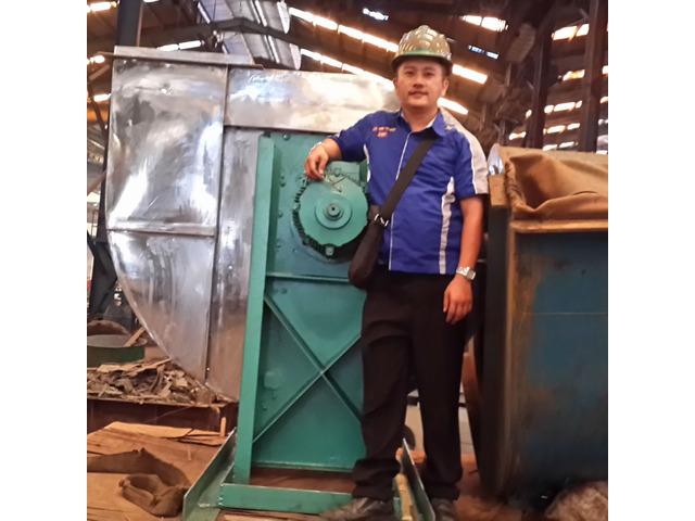 jual centrifugal pully stainless steel 304 merk CBF