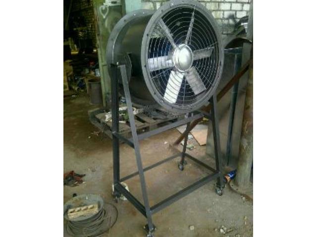 axial mancooler fan Merk CBF