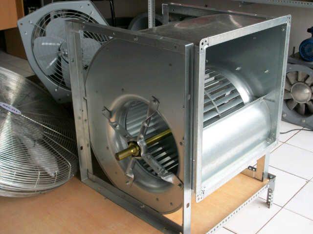 jual centrifugal double siroco Merk CBF