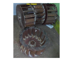 impeller semi siroco