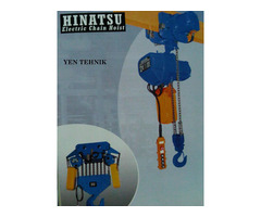 Hinatsu Electric Chain Hoist