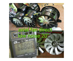 axial fan low noise Merk CBF