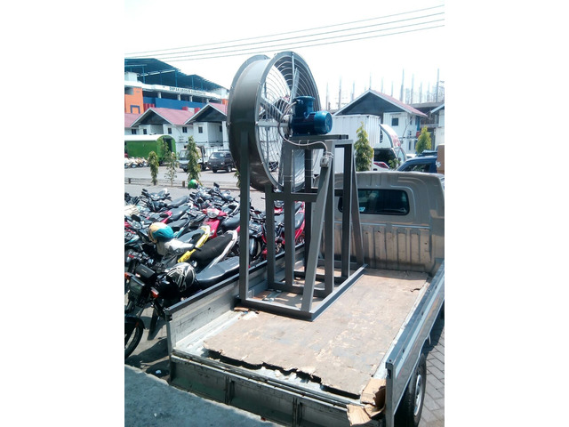 Axial direct mancoller 44 inch