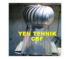 Jual turbin ventilator fan