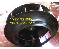 Jasa service impeller fan
