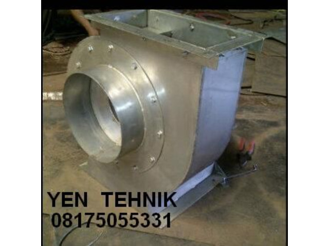 Jual centrifugal backward direct