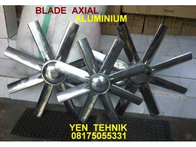 blade axial fan