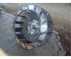 impeller Stainless steel 304