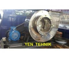 jual centrifugal pully stainless steel 304 merk CBF