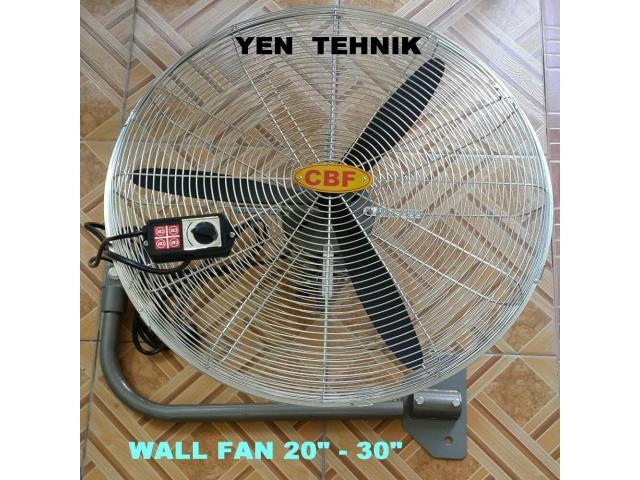jual wall fan heavy duty