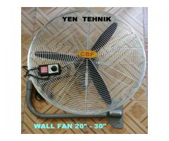 jual wall fan heavy duty