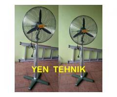 jual stand fan industri