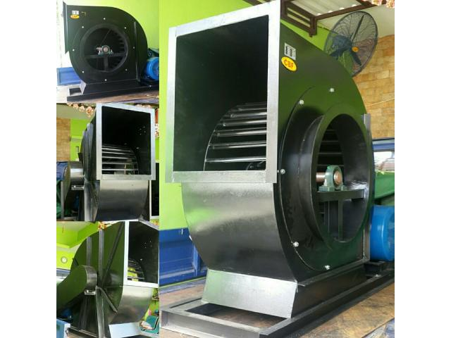 centrifugal fan pully siroco Merk CBF