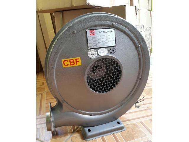 centrifugal fan daya tekanan sedang